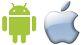 Платформа Apple и Андроид