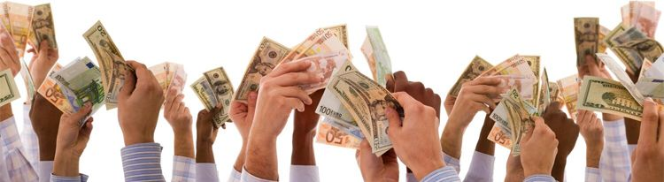 Где отыскать денежные средства для трейдинга на Форекс?