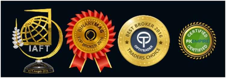 Награды и лицензии брокера FinmaxFX