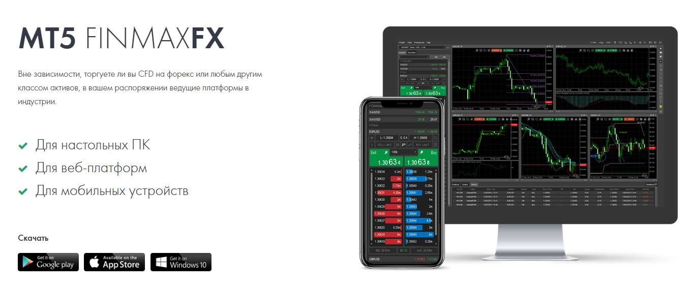 Финмакс и форекс. Почему стоит открыть счет и начать торговать с Finmax в 2019 году?