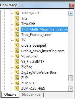 Устанавливаем индикатор в терминал Metatrader. Пошагово.