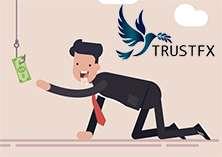 Псевдоброкер форекс TrustFx - отзывы о проекте.
