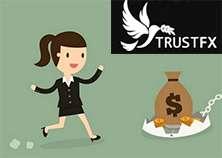 Отзывы на псевдоброкера TrustFx - развод чистой воды!