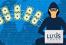 Псевдоброкер Luxistrade - отзывы и обзор на мошенников.