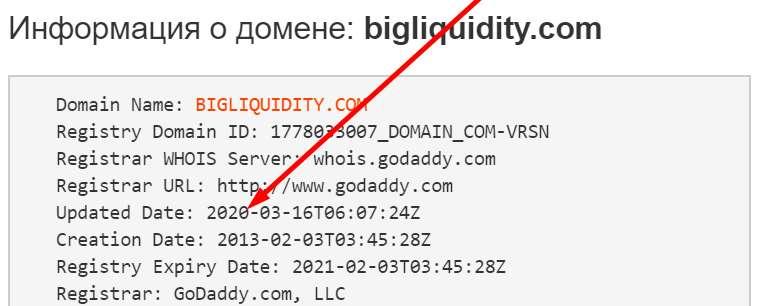 Лжеконтора BigLiquidity. Отзывы и обзор мутного и лохотронного проекта!