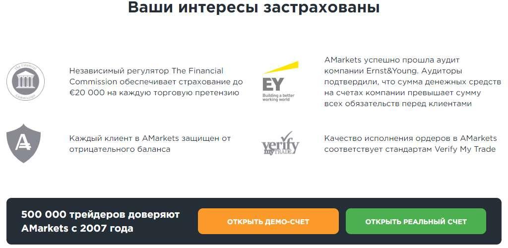 Как получать доход на Forex при помощи брокера AMarkets.