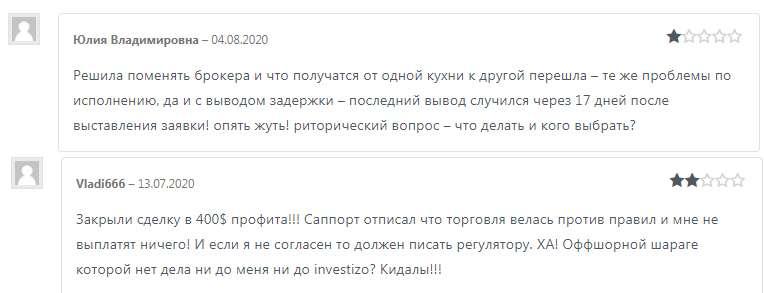 Обзор Investizo. Отзывы на проект с признаками лохотрона и развода.