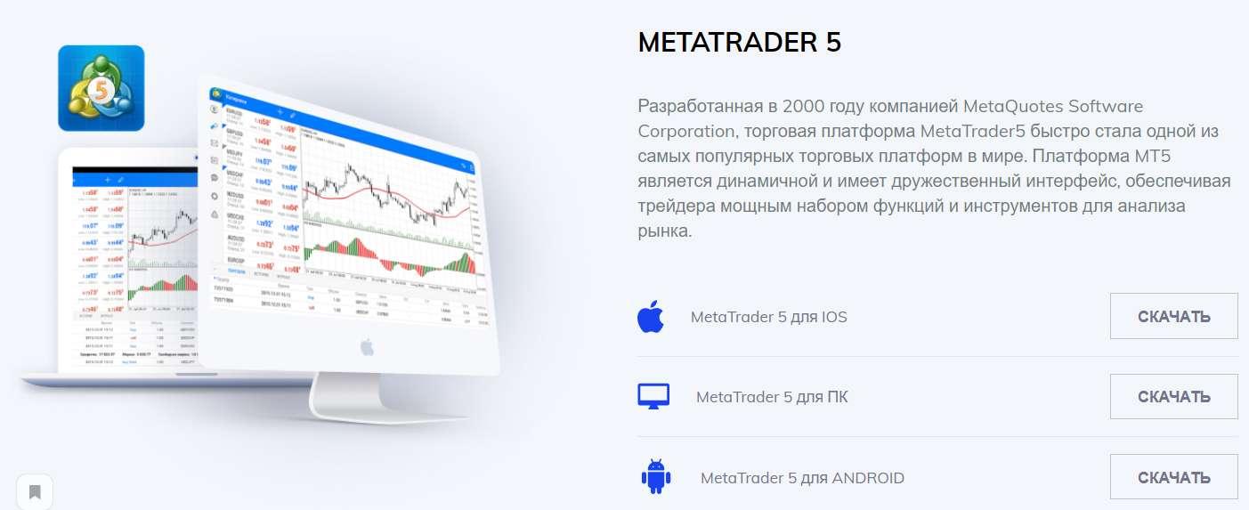 NSBroker - обзор нового на рынке России брокера форекс.