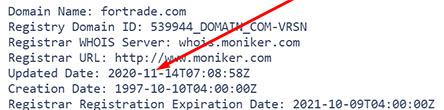 Fortrade.com - псевдоброкер или можно доверять? Отзывы и обзор проекта.