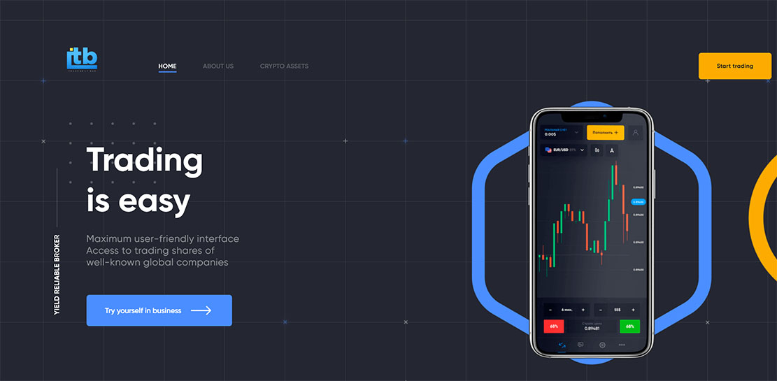 Tradement – очередной мошенник в сфере финансового рынка