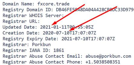Обзор лживого брокера FXCore. Стоит ли связываться с мутниыми проектами?
