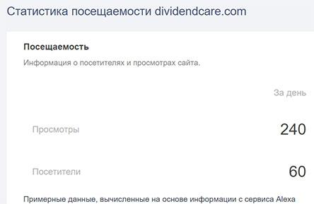 Новоявленный брокер Dividendcare Limited. Будьте осторожны – это аферисты?