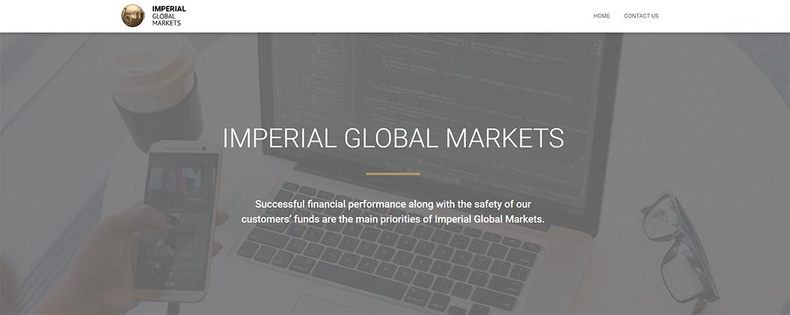 Imperial global markets (IGM) - Банальные лохотронщики и разводилы или надежный проект? Отзывы.