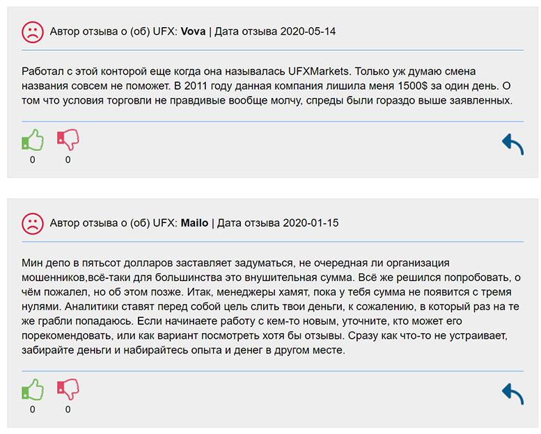 Обзор лживого брокера ufx.com/ru-ru, и стоит ли доверять? Отзывы.