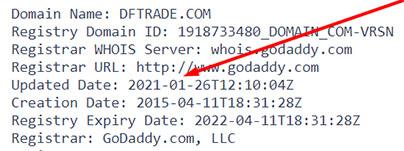 Отзывы о компании Dftrade - стоит ли сотрудничать?