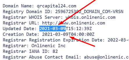 QRCapital24 – мошенник и обычный хайп? Отзывы на проект.