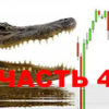 Краткая история, определение и использование индикатора Аллигатор (alligator)