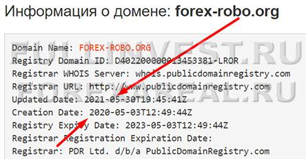 Forex-Robo – сливаем депозит и спим спокойно? Отзывы и обзор.